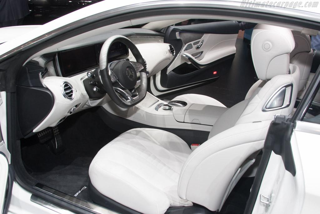 Mercedes-Benz S Class Coupe    - 2014 Geneva International Motor Show
