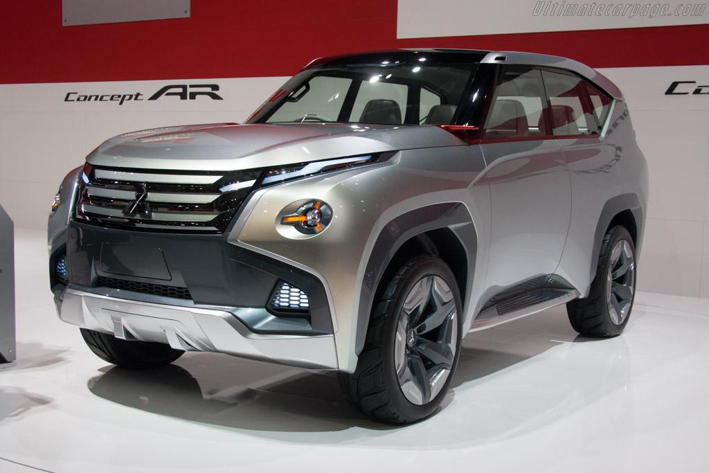 Mitsubishi Concept GC    - 2014 Geneva International Motor Show
