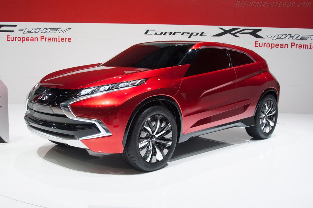 Mitsubishi Concept XR    - 2014 Geneva International Motor Show