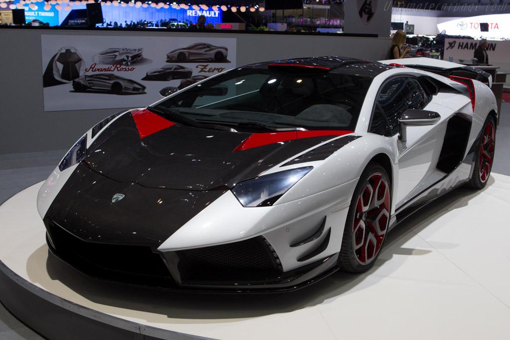 Nimrod Avanti Rosso    - 2014 Geneva International Motor Show
