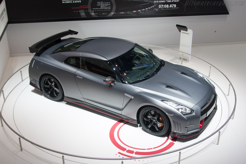 Nissan GT-R Nismo    - 2014 Geneva International Motor Show