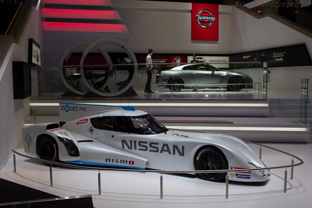 Nissan Zeod RC    - 2014 Geneva International Motor Show