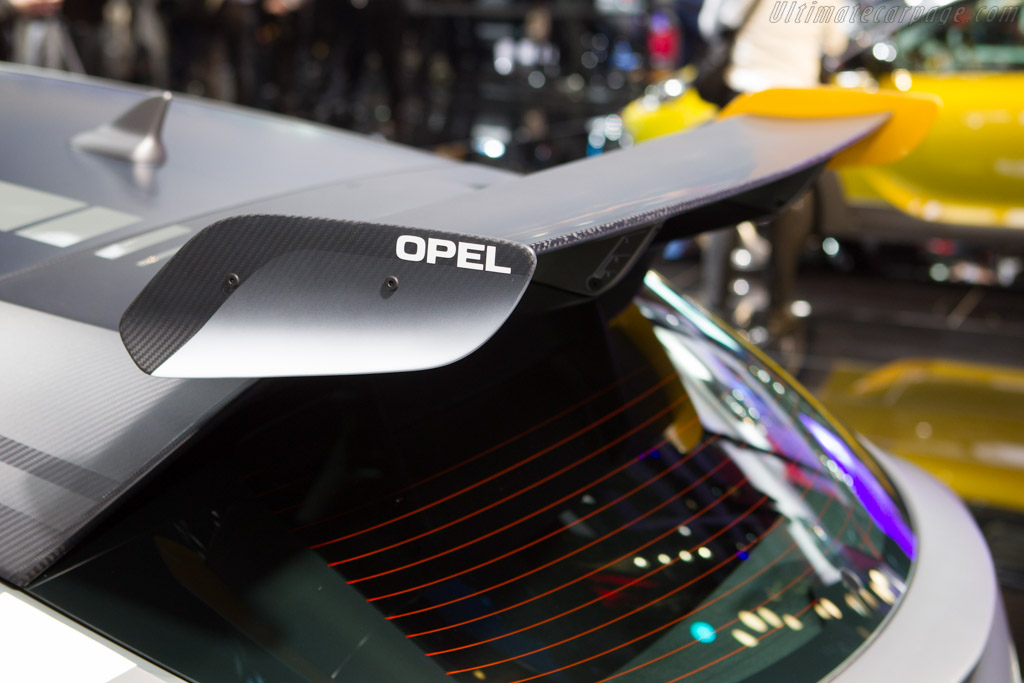 Opel Astra OPC Extreme    - 2014 Geneva International Motor Show