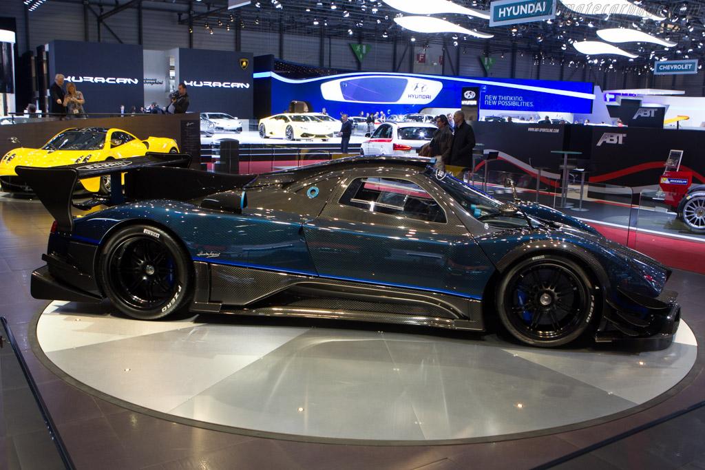 Pagani Zonda Revolucion    - 2014 Geneva International Motor Show