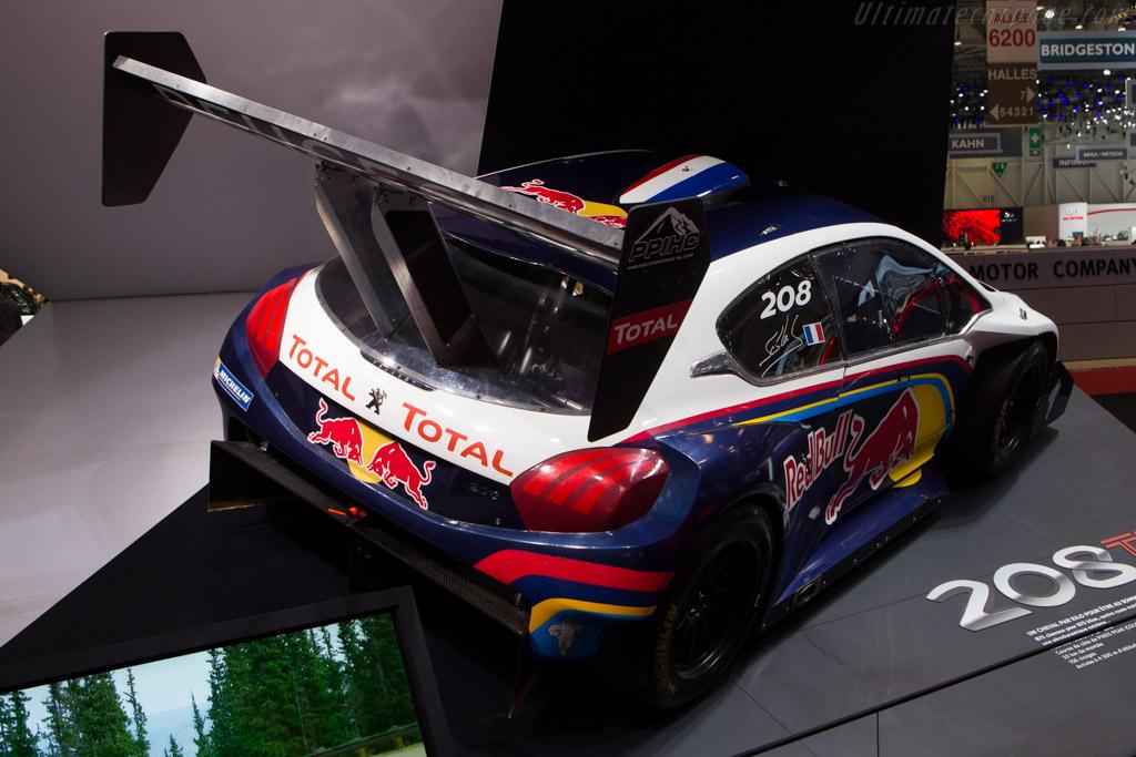 Peugeot 208 T16 Pikes Peak    - 2014 Geneva International Motor Show