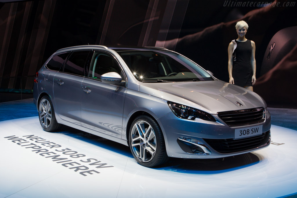 Peugeot 308 SW    - 2014 Geneva International Motor Show