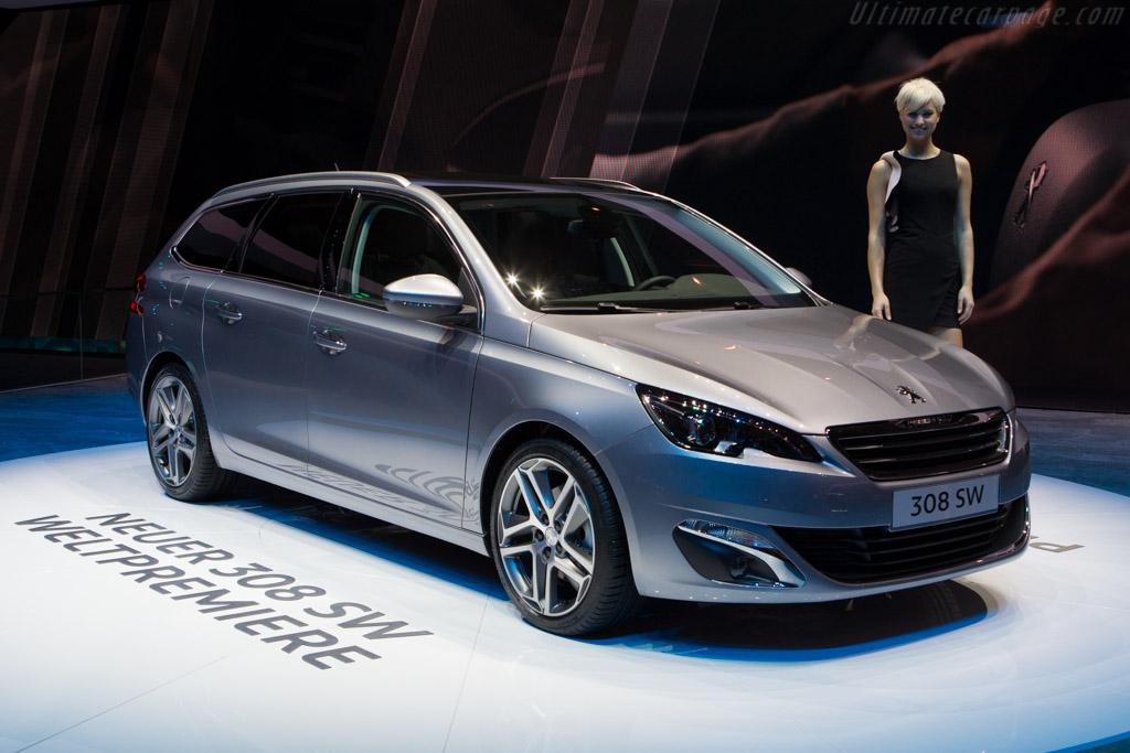 Peugeot 308 SW   - 2014 Geneva International Motor Show