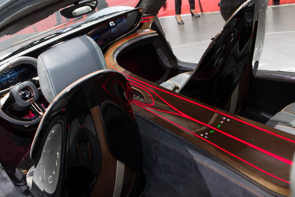 Quant e-Sportlimousine    - 2014 Geneva International Motor Show