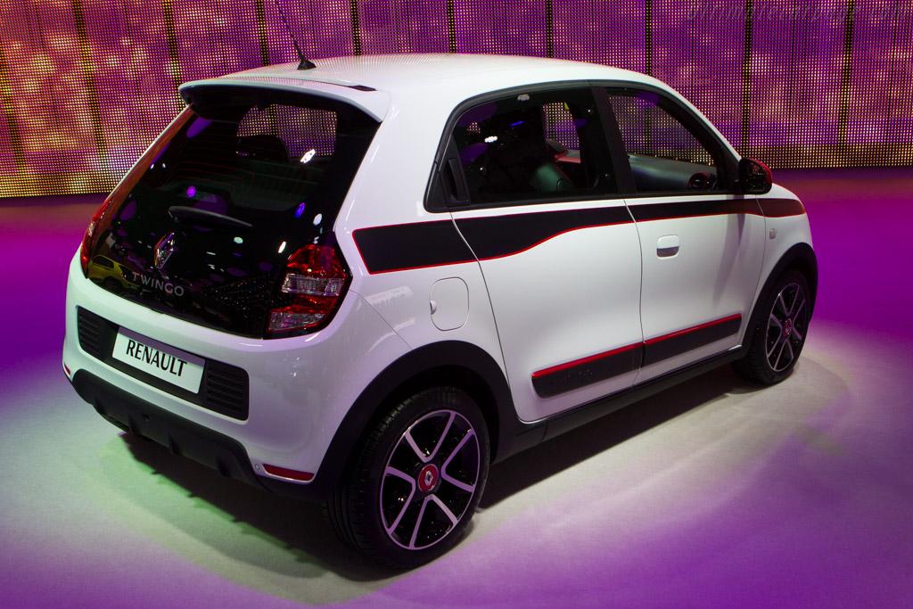 Renault Twingo   - 2014 Geneva International Motor Show