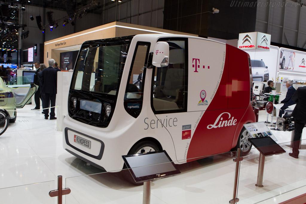 Rinspeed    - 2014 Geneva International Motor Show