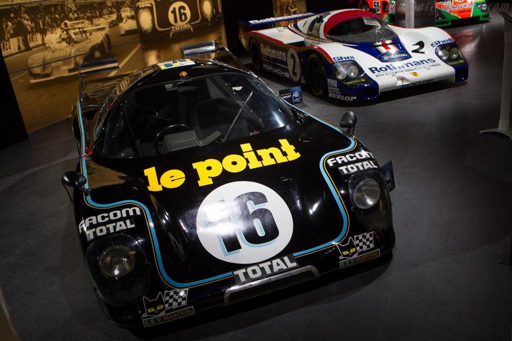 Rondeau M379 Cosworth - Chassis: M379-003   - 2014 Geneva International Motor Show