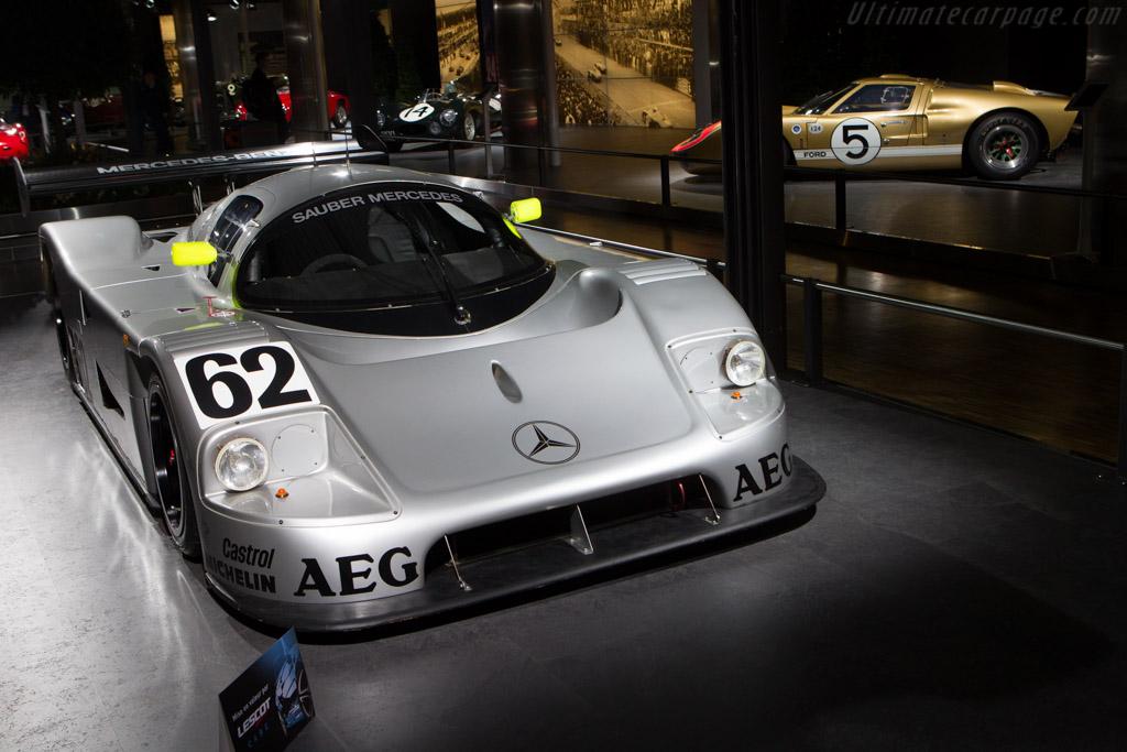 Sauber-Mercedes C9 - Chassis: 87.C9.01   - 2014 Geneva International Motor Show