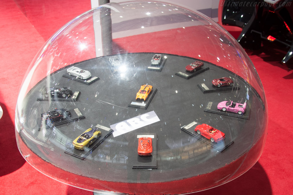 Sbarro    - 2014 Geneva International Motor Show