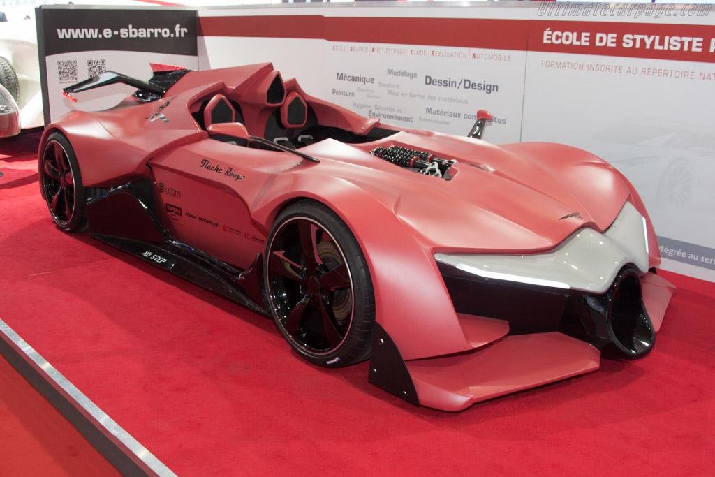 Sbarro    - 2014 Geneva International Motor Show