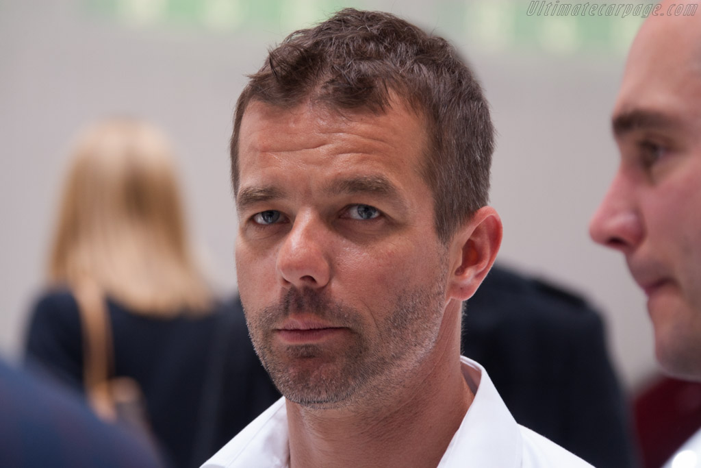Sebastien Loeb    - 2014 Geneva International Motor Show