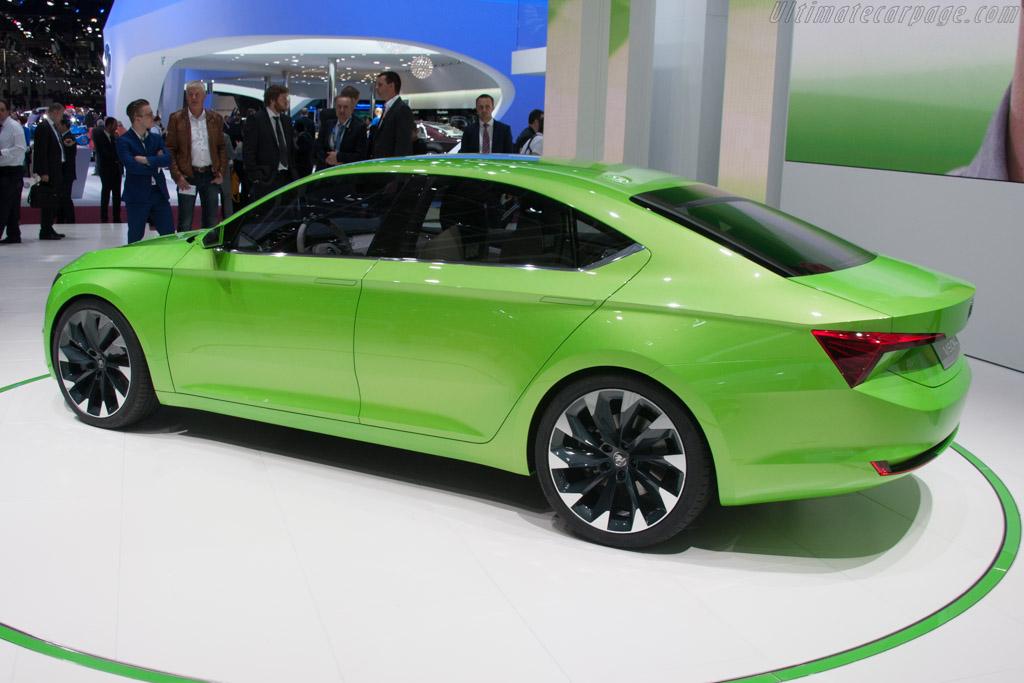Skoda Vision C    - 2014 Geneva International Motor Show