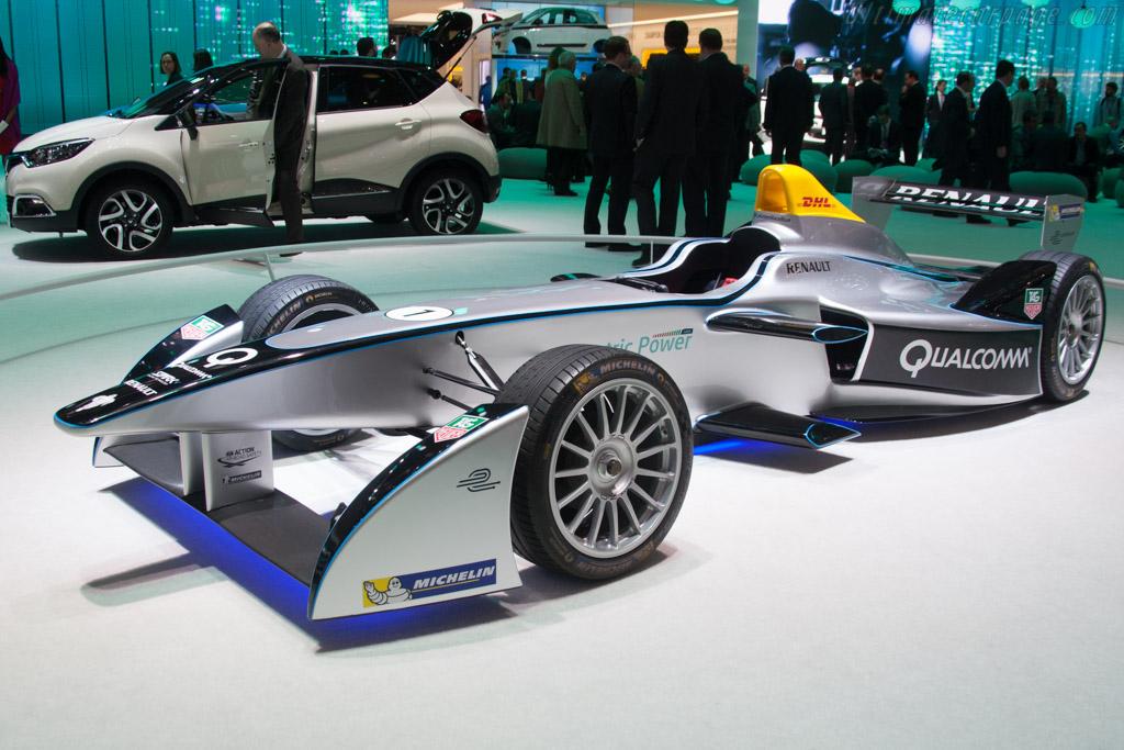 Spark-Renault SRT_01E    - 2014 Geneva International Motor Show