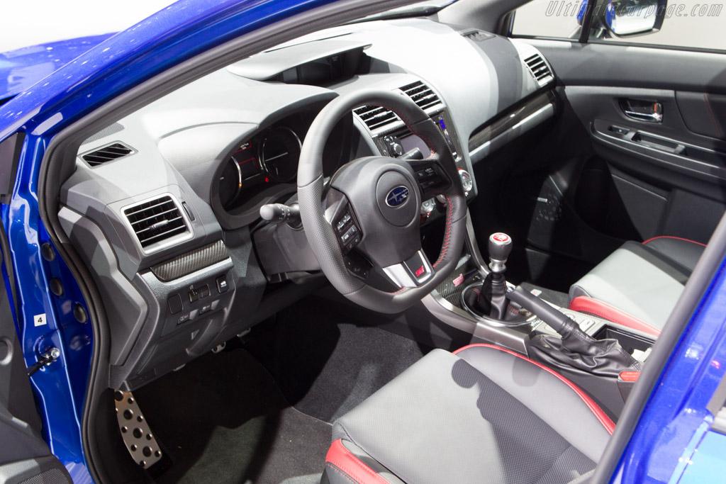 Subaru Impreza WRX STI    - 2014 Geneva International Motor Show