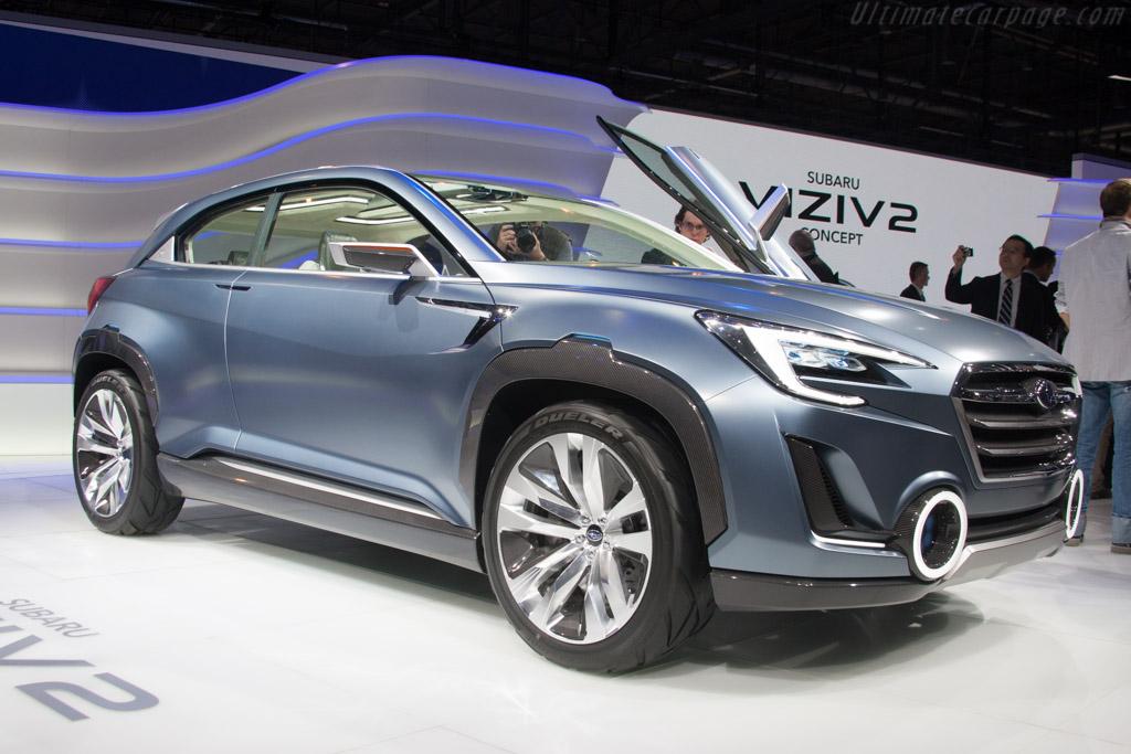 Subaru VIZIV 2    - 2014 Geneva International Motor Show