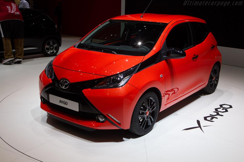 Toyota Aygo    - 2014 Geneva International Motor Show