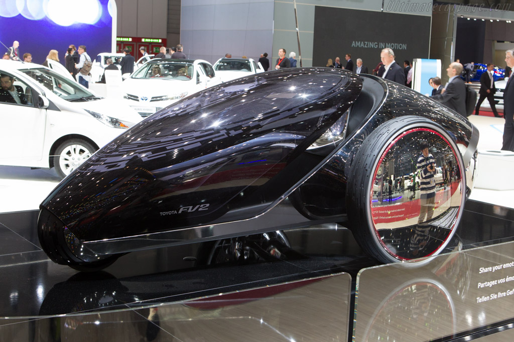 Toyota FV2    - 2014 Geneva International Motor Show