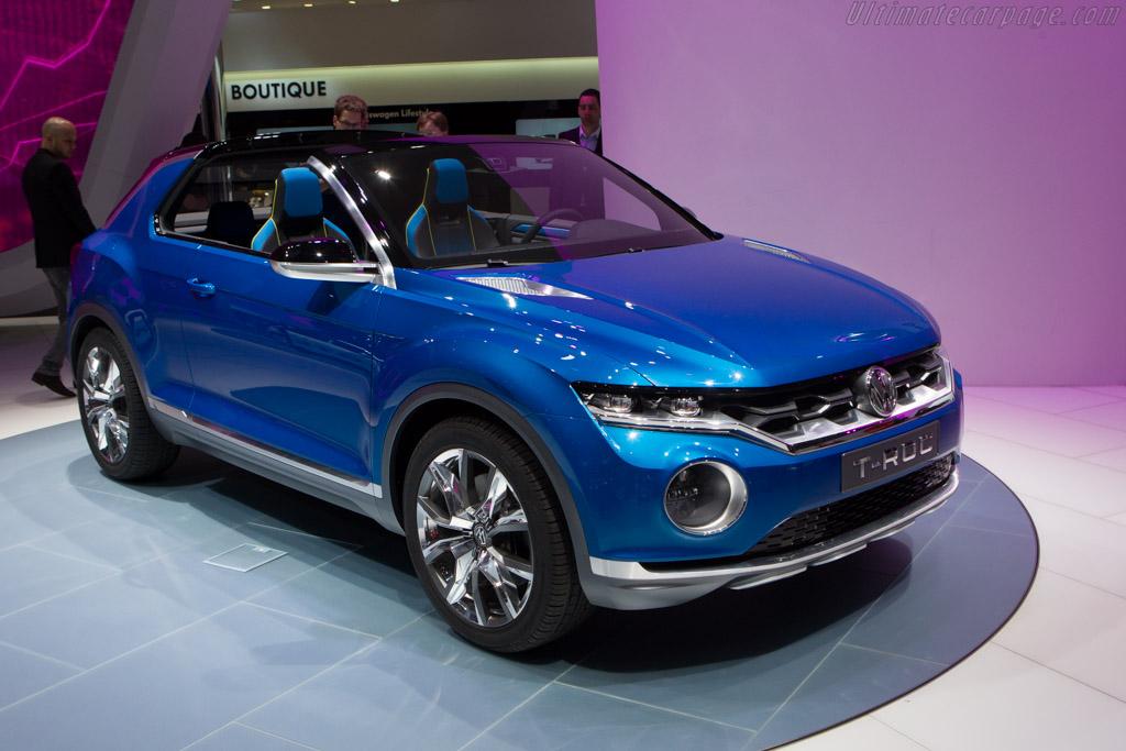 Volkswagen T-Roc Concept    - 2014 Geneva International Motor Show