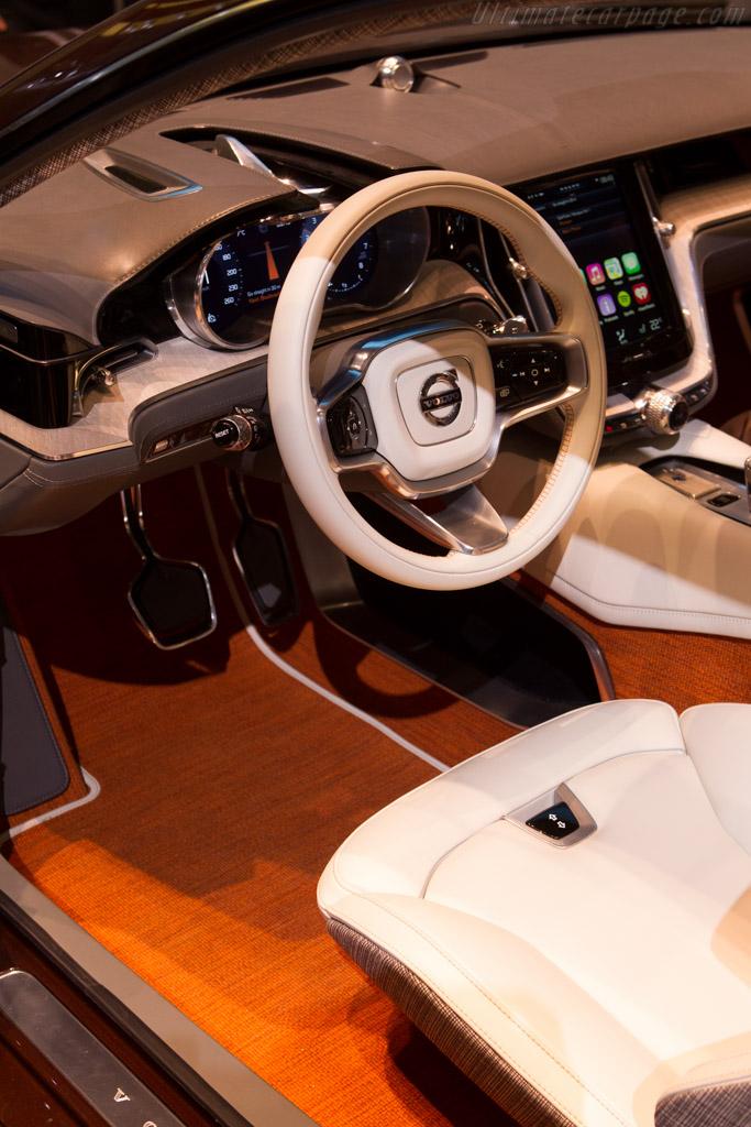 Volvo Estate Concept    - 2014 Geneva International Motor Show
