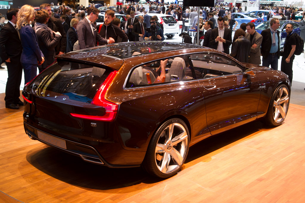 Volvo Estate Concept    - 2014 Geneva International Motor Show