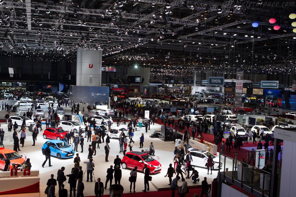 Welcome to Geneva    - 2014 Geneva International Motor Show