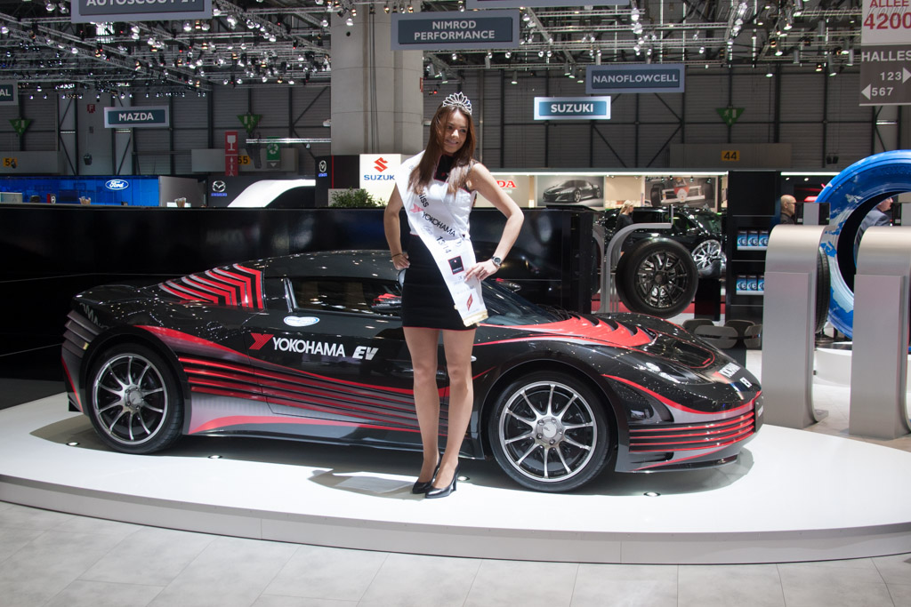 Yokohama EV    - 2014 Geneva International Motor Show