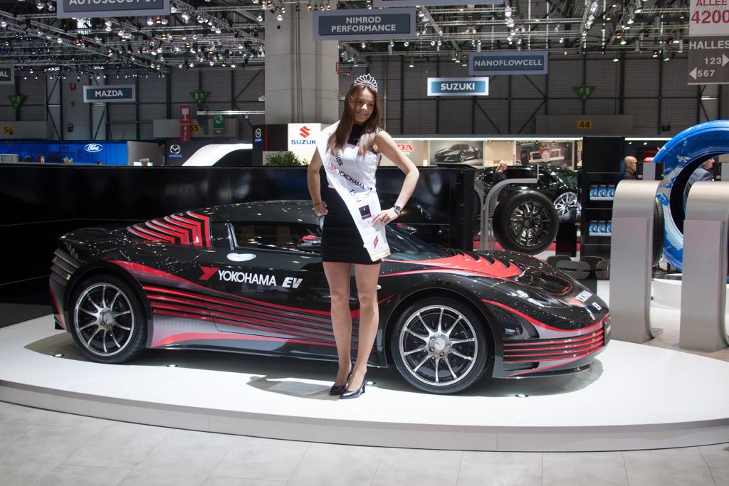 Yokohama EV    - 2014 Geneva International Motor Show