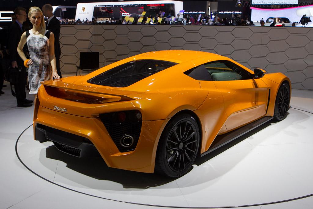 Zenvo ST1    - 2014 Geneva International Motor Show