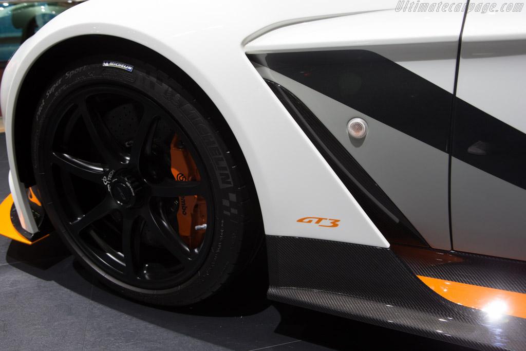 Aston Martin V12 Vantage GT3 Special Edition - Chassis: SCFGKBJYXGPX87101   - 2015 Geneva International Motor Show