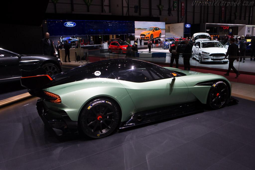 Aston Vulcan    - 2015 Geneva International Motor Show