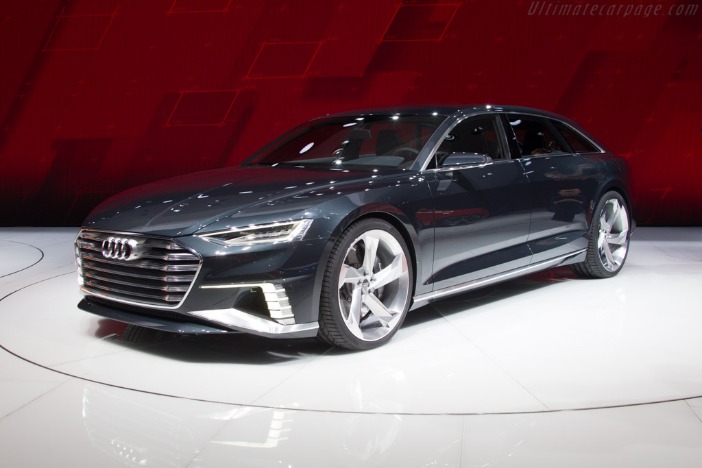 Audi Prologue Avant    - 2015 Geneva International Motor Show