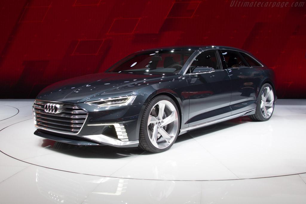 Audi Prologue Avant    - 2015 Geneva International Motor Show