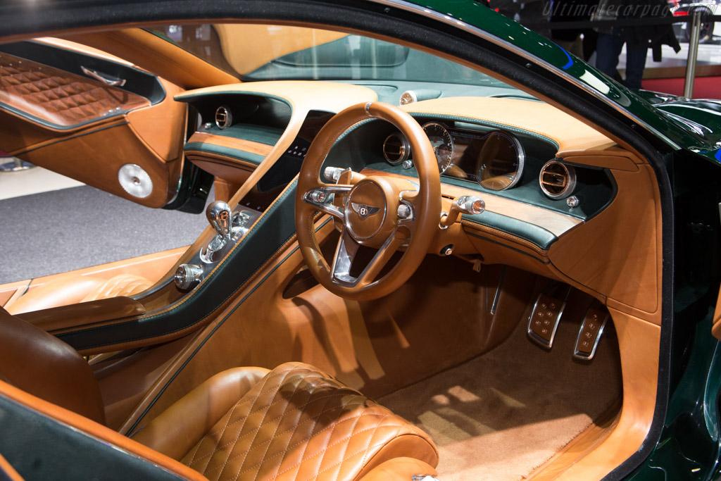 Bentley Xp 10 Speed 6 2015 Geneva International Motor Show