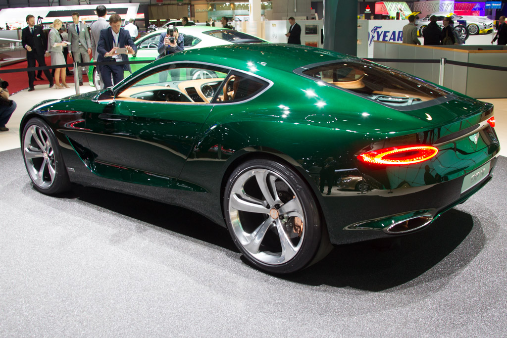 Bentley XP 10 Speed 6    - 2015 Geneva International Motor Show
