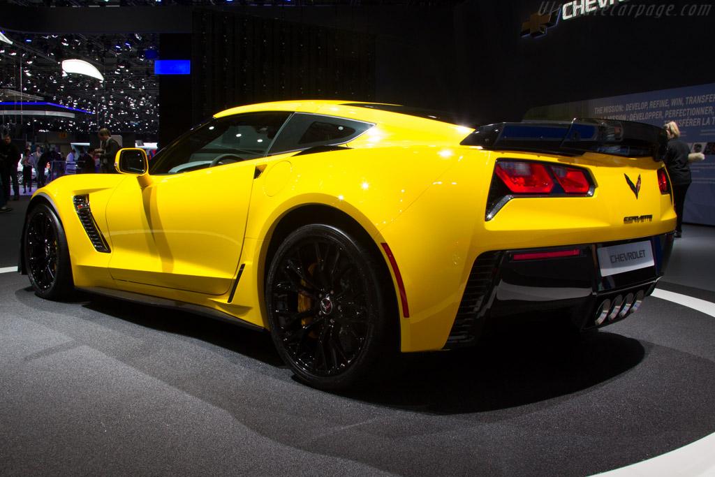 Chevrolet Corvette Z06    - 2015 Geneva International Motor Show