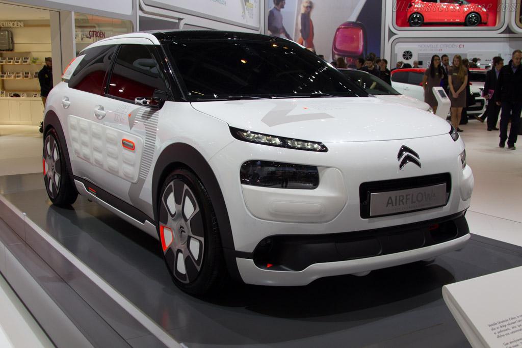 Citroën Airflow 2 Concept    - 2015 Geneva International Motor Show