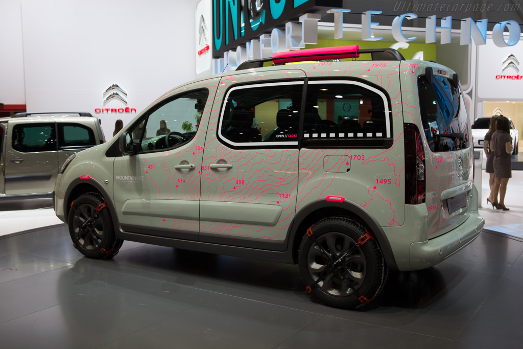 Citroën Mountain Vibe    - 2015 Geneva International Motor Show