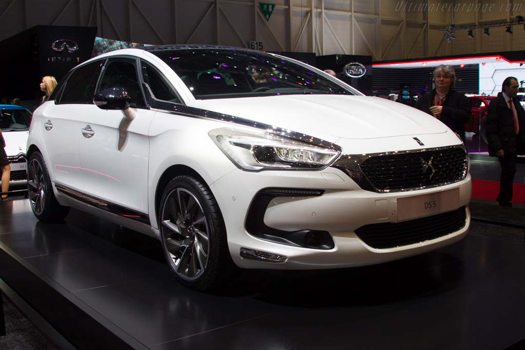 DS 5    - 2015 Geneva International Motor Show