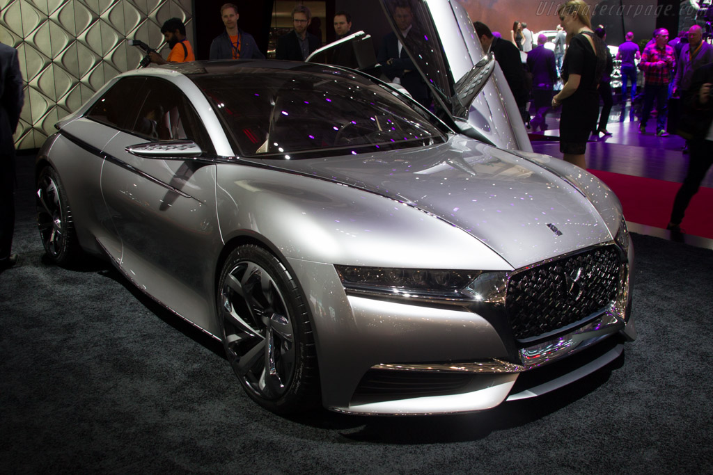 DS Divine Concept    - 2015 Geneva International Motor Show