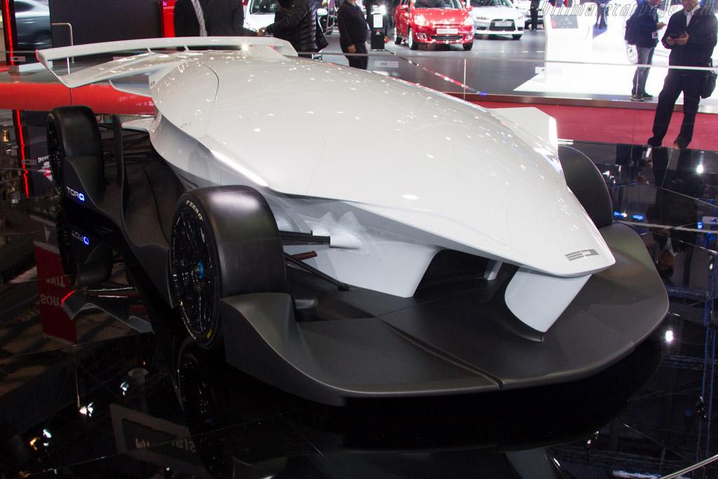 Ed Torq    - 2015 Geneva International Motor Show