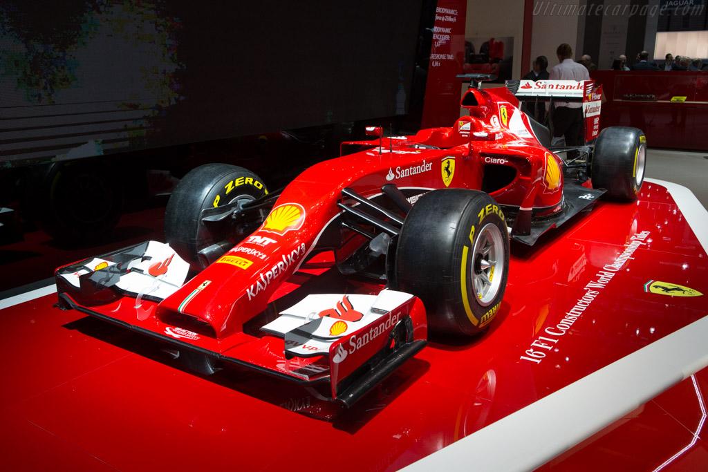 Ferrari F14 T    - 2015 Geneva International Motor Show