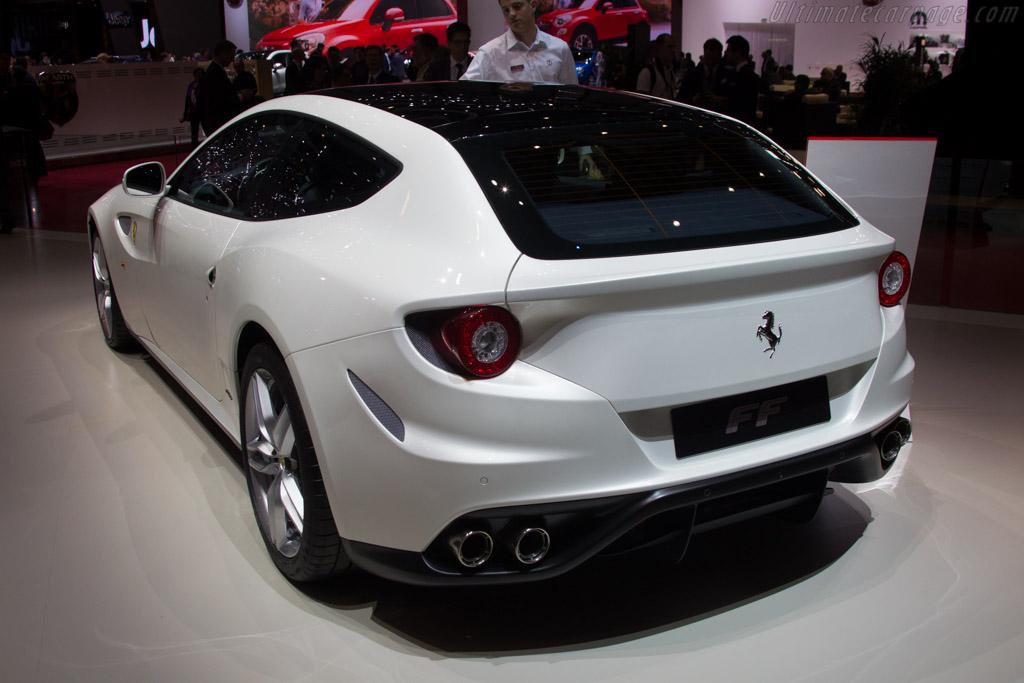 Ferrari FF    - 2015 Geneva International Motor Show