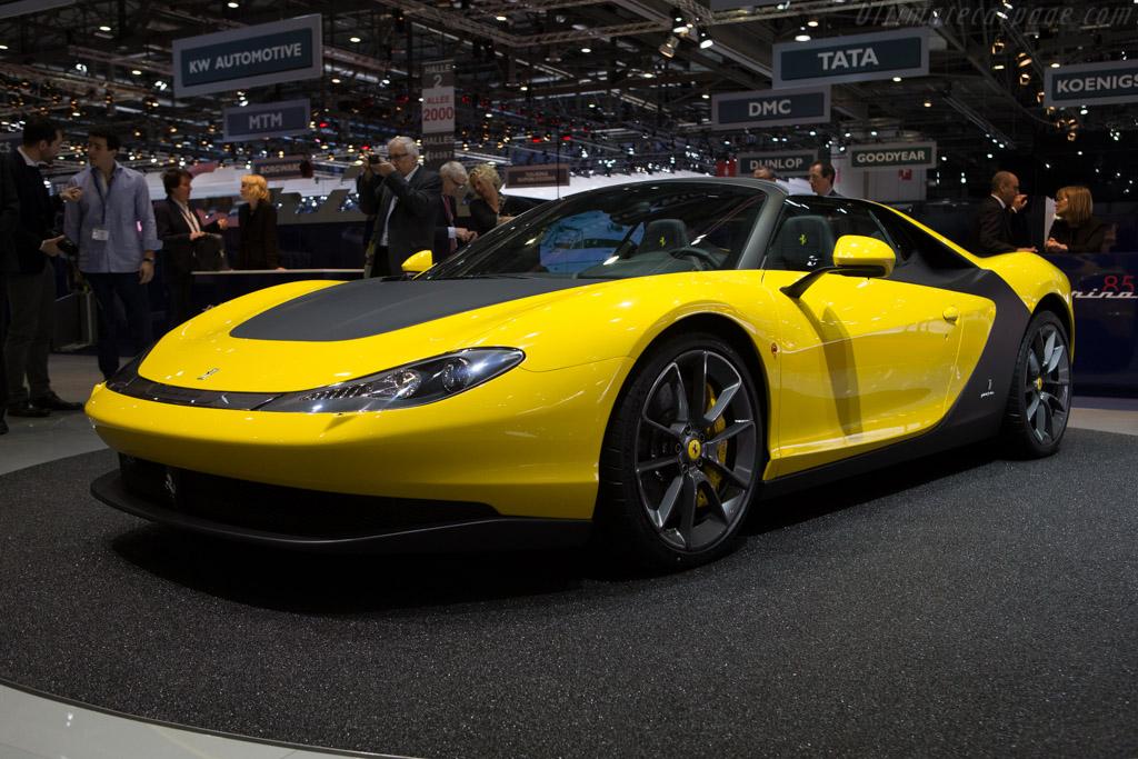 Ferrari Sergio    - 2015 Geneva International Motor Show