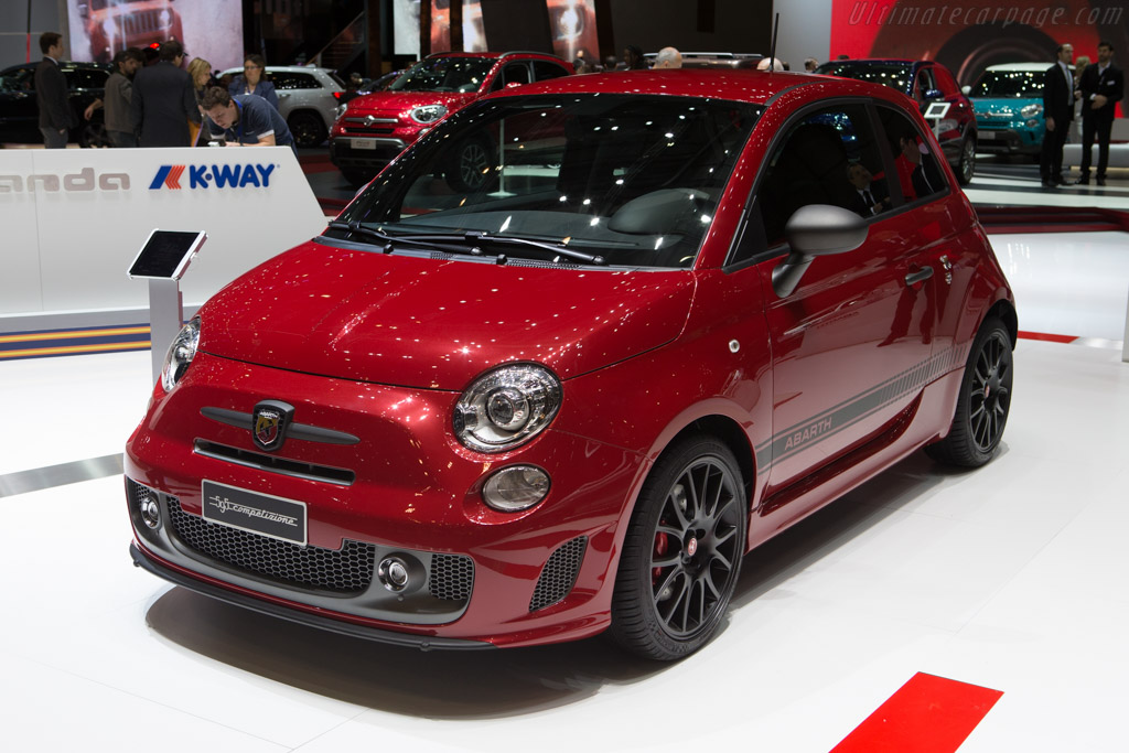 Fiat Abarth 595 Competizione    - 2015 Geneva International Motor Show