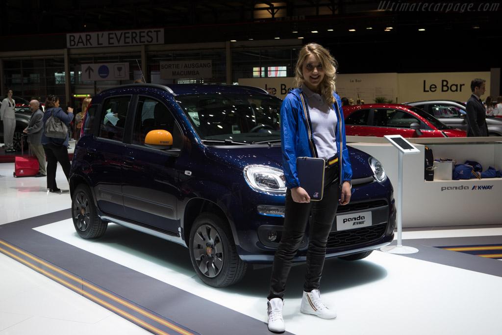 Fiat Panda K-Way    - 2015 Geneva International Motor Show