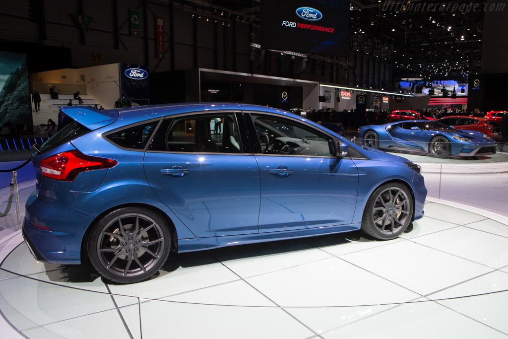 Ford Focus RS    - 2015 Geneva International Motor Show